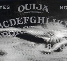 Ouija Board Mermaid by annray
