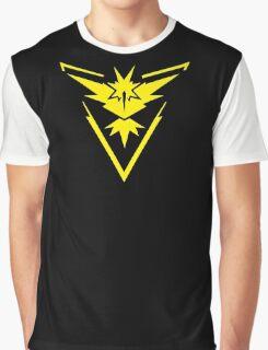 Pokemon GO: Team Instinct - Clean (Yellow Team) Graphic T-Shirt