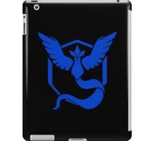Pokemon GO: Team Mystic - Clean (Blue Team) iPad Case/Skin