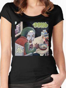 MF Doom - MM Food Women's Fitted Scoop T-Shirt