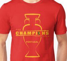 THE CHAMPIONS, PORTUGAL, EURO Unisex T-Shirt
