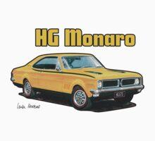 HG Monaro Design by UncleHenry