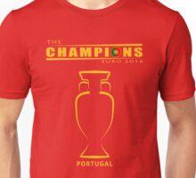 THE CHAMPIONS, PORTUGAL EURO Unisex T-Shirt