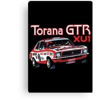 Holden Torana GTR XU1 Peter Brock Canvas Print