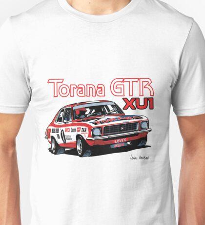 Holden Torana GTR XU1 Peter Brock Unisex T-Shirt