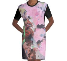 The unexplored music from within Graphic T-Shirt Dress