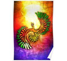 Tribal HoOh Poster