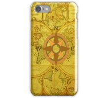 Vintage World Map iPhone Case/Skin