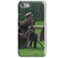 Vickers Machine Gun Crew iPhone Case/Skin