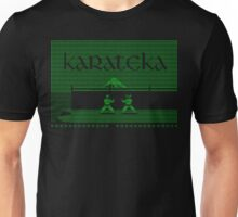 KARATEKA - APPLE II CLASSIC GAME Unisex T-Shirt
