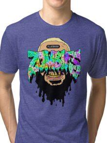 flatbush zombies 4 Tri-blend T-Shirt