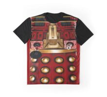 dalek graphic t shirt doctor who Graphic T-Shirt