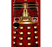 dalek graphic t shirt doctor who Photographic Print