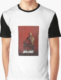 Red Wall Graphic T-Shirt