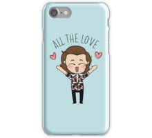 ALL THE LOVE  iPhone Case/Skin