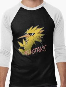 Team Instinct Pride Men's Baseball ¾ T-Shirt