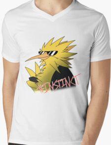 Team Instinct Pride Mens V-Neck T-Shirt
