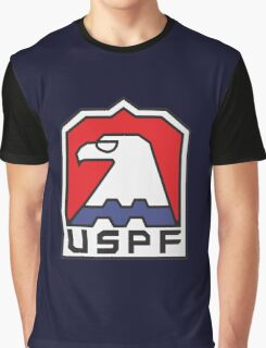 USPF - ESCAPE FROM NEW YORK Graphic T-Shirt