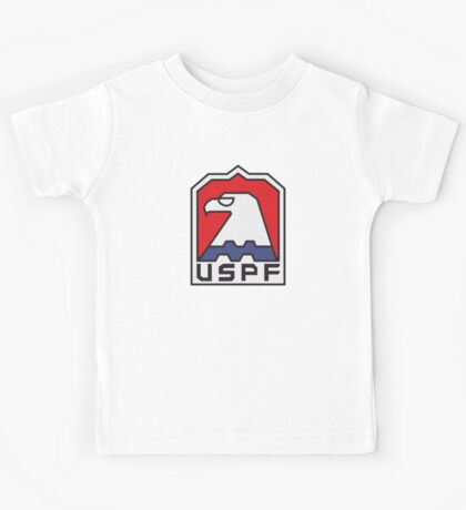 USPF - ESCAPE FROM NEW YORK Kids Tee