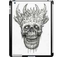 Skull King iPad Case/Skin