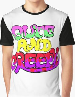 Cute and Creepy Graphic T-Shirt