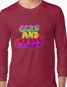 Cute and Creepy Long Sleeve T-Shirt