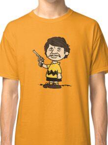CHARLIE BRONSON / CHARLES BROWN Classic T-Shirt