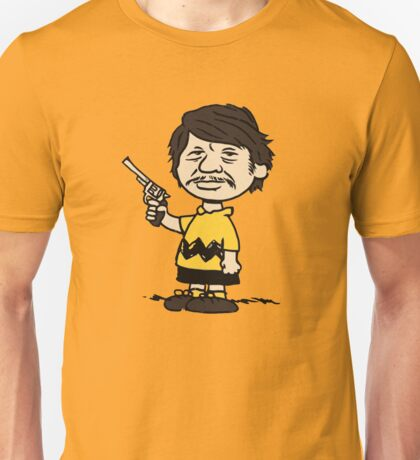 CHARLIE BRONSON / CHARLES BROWN Unisex T-Shirt