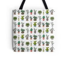 home plants Tote Bag