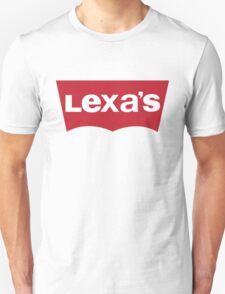 Lexa's   Levis Style  Unisex T-Shirt