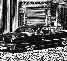 Meniyan Cruiser by Bob Hickman