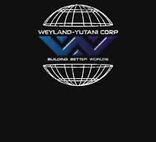 Weyland Yutani - Distressed Bevel Gradient Logo Unisex T-Shirt