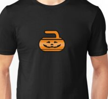 Halloween Rocks! - Curling Rocker Unisex T-Shirt