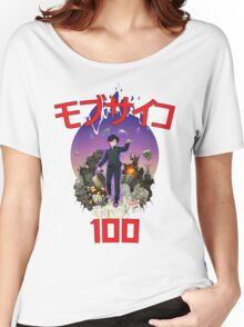 Mob Psycho 100 Women's Relaxed Fit T-Shirt