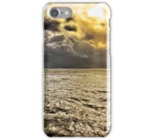 Bristol Channel from Penarth Pier iPhone Case/Skin