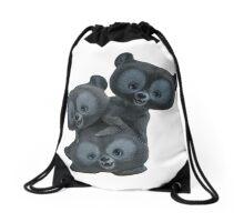 3 Bears  Drawstring Bag