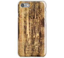 line  iPhone Case/Skin