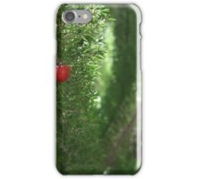 Red Berry Standout iPhone Case/Skin