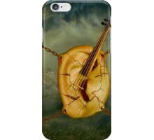 Musical ear iPhone Case/Skin