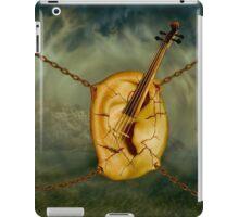 Musical ear iPad Case/Skin
