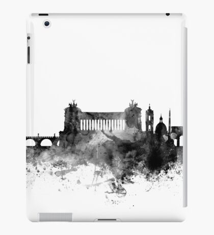 Rome Italy Skyline iPad Case/Skin