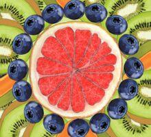 Fruit Salad Sticker