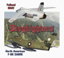 Dogfighters: F-86 vs Gnat One Piece - Long Sleeve