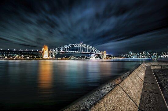 Circular Quay Sydney  by mellosphoto