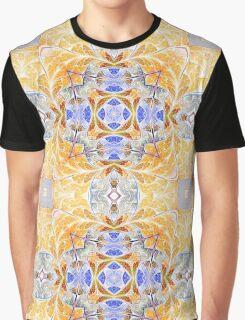 Mandala of Peace - Abstract Fractal Artwork Graphic T-Shirt