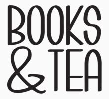 Books & Tea One Piece - Long Sleeve