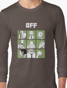 OFF - The complete crew Long Sleeve T-Shirt