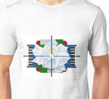 Jazz Gardenia Unisex T-Shirt