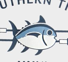 Southern Tide Skipjack Light Gray Sticker Sticker