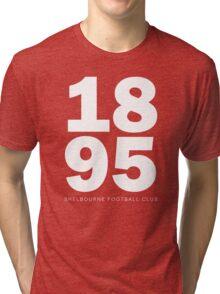 1895 - SHELBOURNE FOOTBALL CLUB  Tri-blend T-Shirt